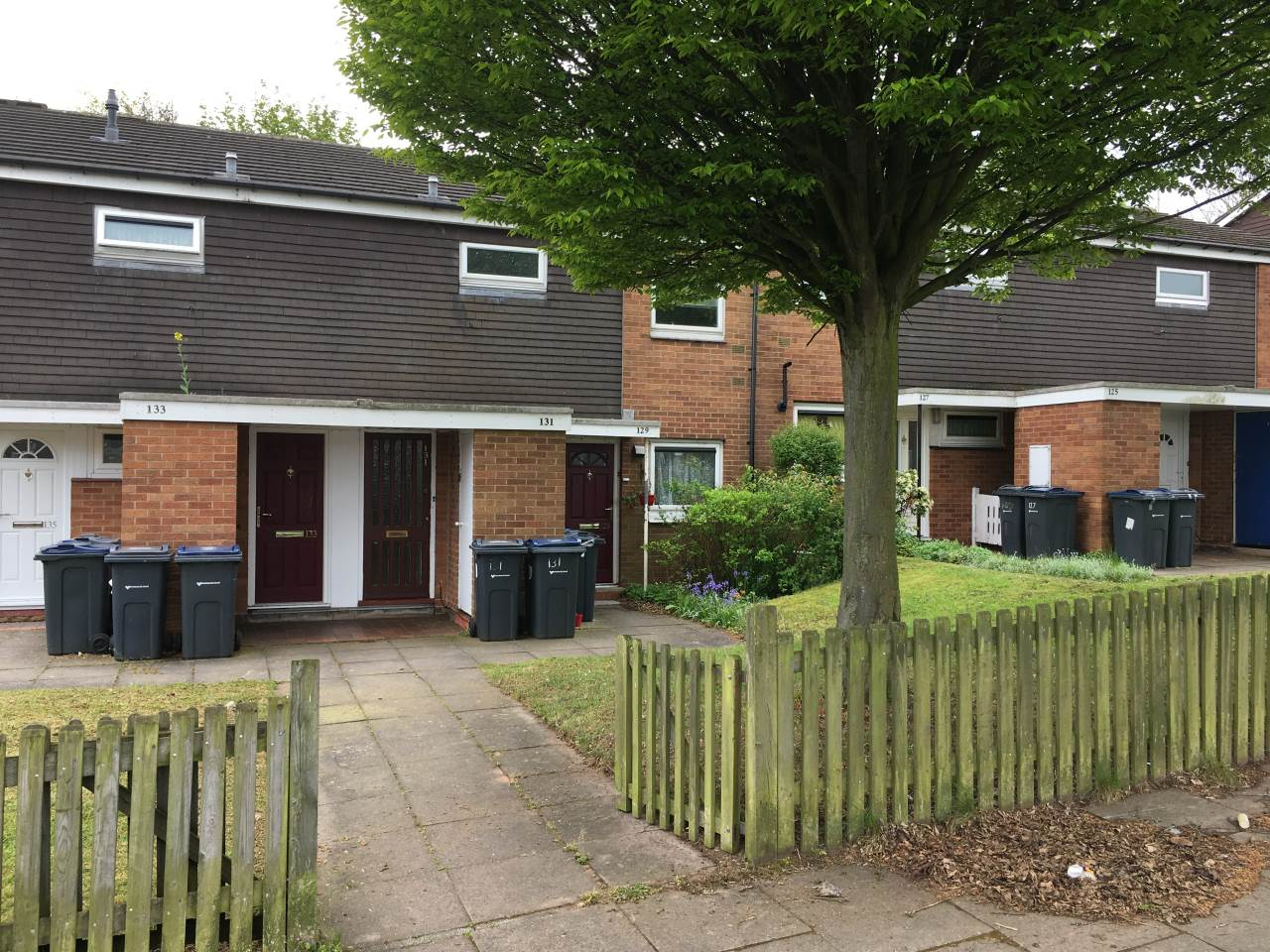 1 bed flat to rent in Edmonton Av, Kingstanding, B44